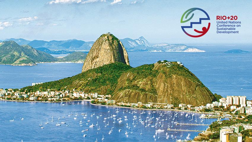 «UN-Konferenz Rio+20»